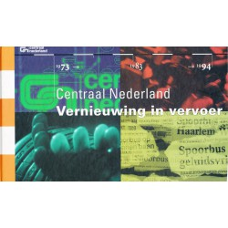 Centraal Nederland - Vernieuwing in vervoer