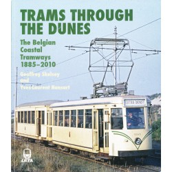 Trams through the dunes
